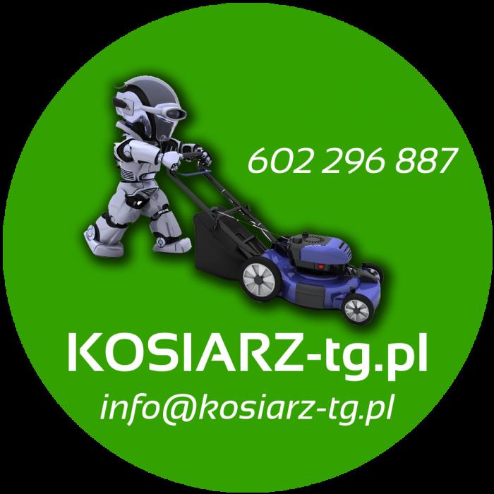 Koszenie - logo Jarek